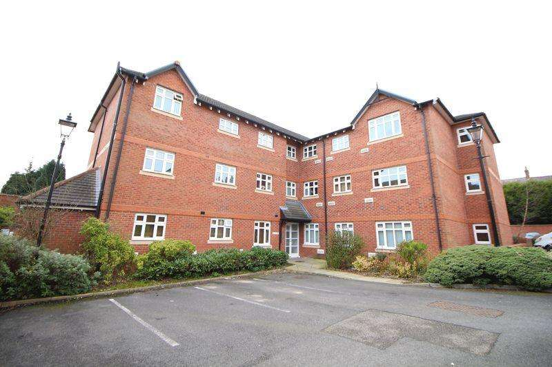 2 Bedrooms Apartment Flat for sale in Willow Court, Bebington