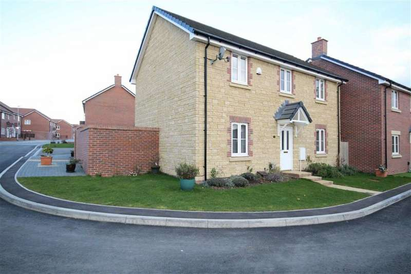 4 Bedrooms Detached House for sale in Hewlett Place, St Andrews Ridge, Wiltshire