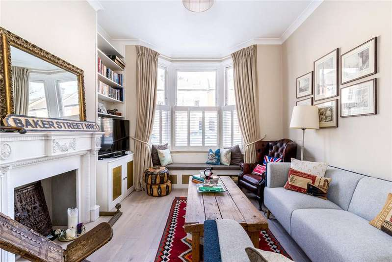 3 Bedrooms Terraced House for sale in Mendora Road, Fulham, London, SW6
