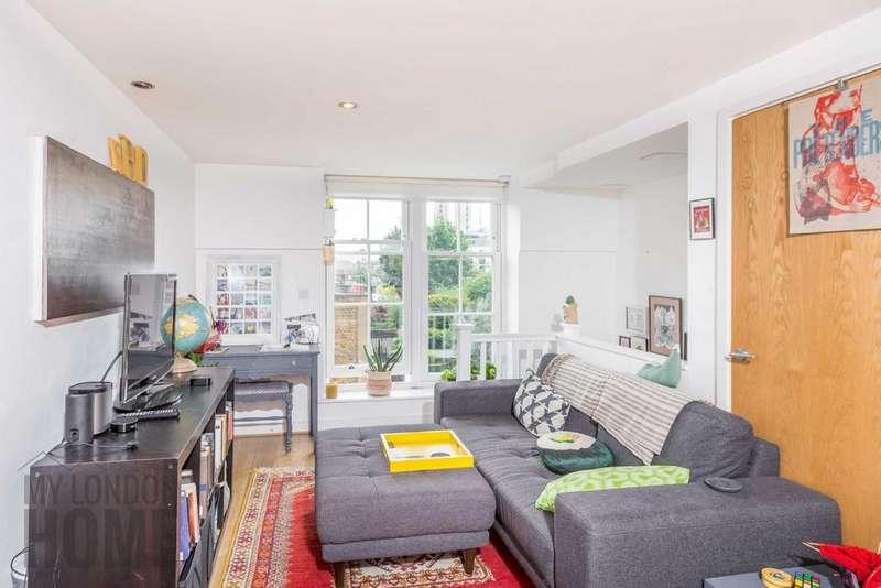 1 Bedroom Apartment Flat for sale in Chaplin House, 55 Shepperton Road, Islington, London, N1