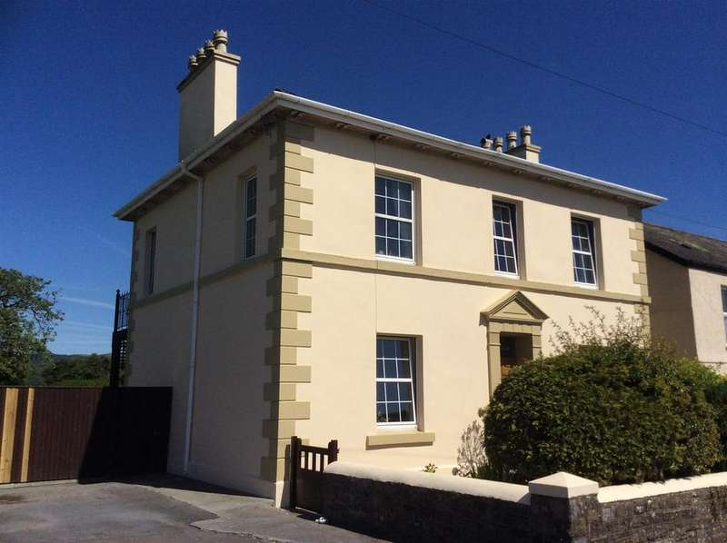 4 Bedrooms Detached House for sale in Towy Terrace, Ffairfach, Llandeilo