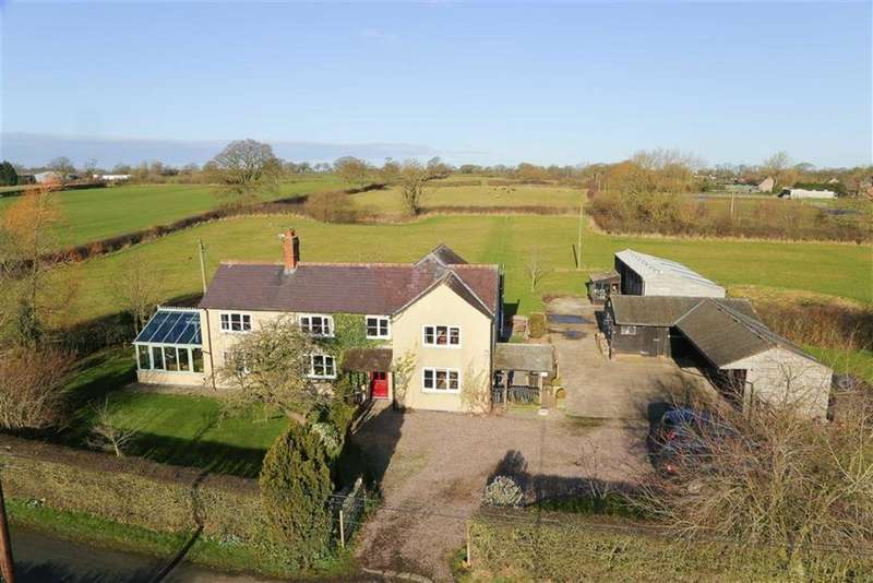 4 Bedrooms Detached House for sale in Whitchurch, SY13