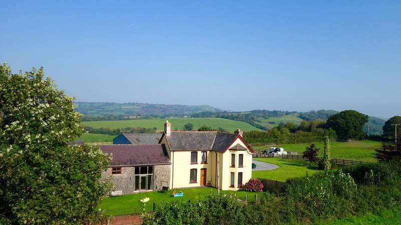 8 Bedrooms Country House Character Property for sale in Manordeilo, Llandeilo