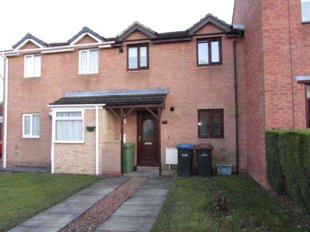 2 Bedrooms Terraced House for sale in WANSBECK CLOSE, SPENNYMOOR, SPENNYMOOR DISTRICT