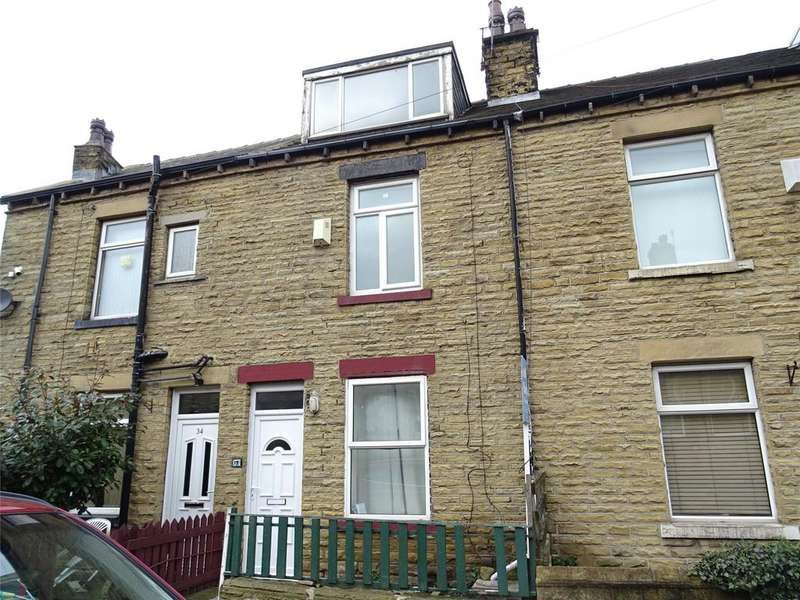 4 Bedrooms Terraced House for sale in Crawford Street, Bradford, West Yorkshire, BD4