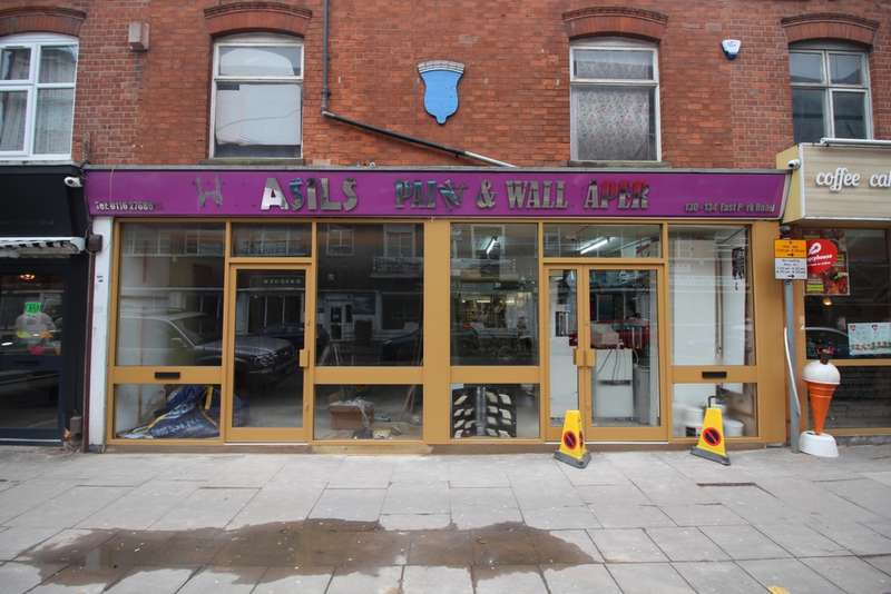 Shop Commercial for rent in East Park Road, Leicester, LE5