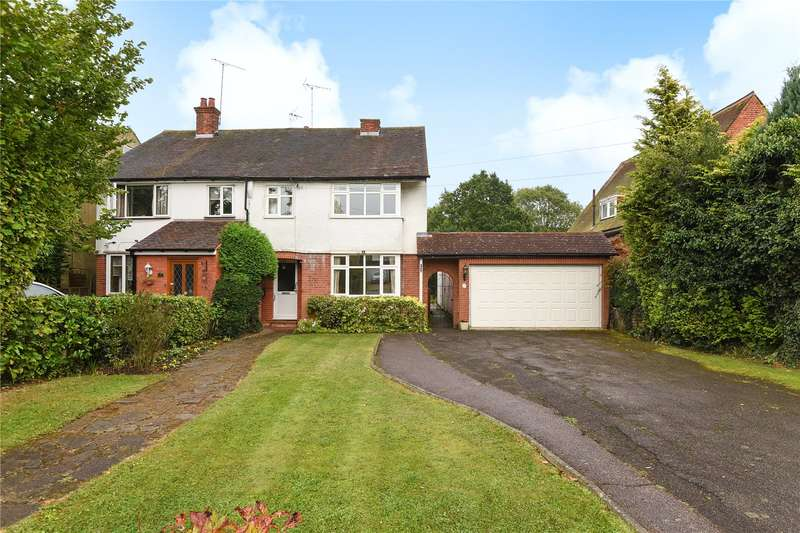 3 Bedrooms Semi Detached House for sale in Sandy Lodge Way, Northwood, Middlesex, HA6