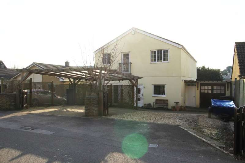 5 Bedrooms Detached House for sale in All Saints Lane, Clevedon, BS21