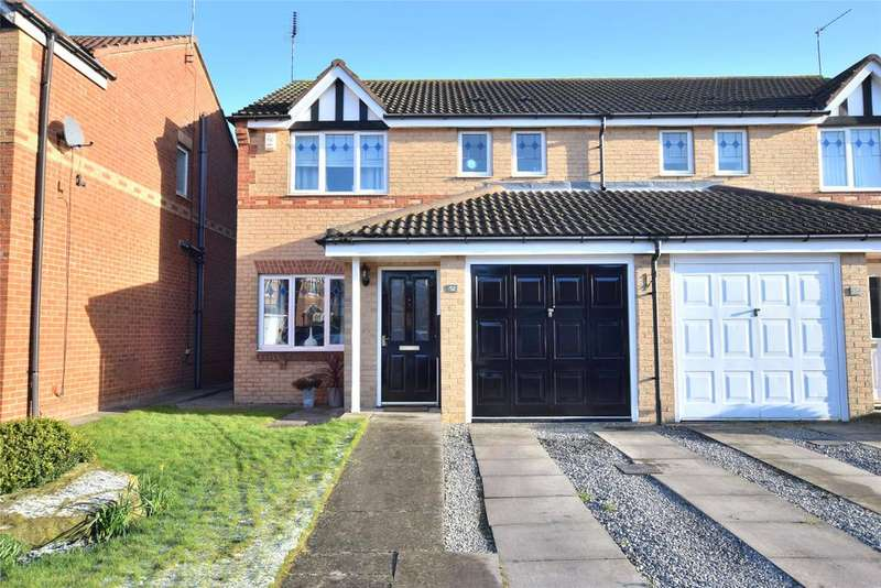 3 Bedrooms Semi Detached House for sale in Sheriff Hill