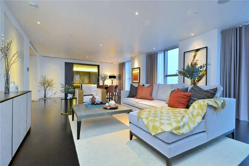 3 Bedrooms Flat for sale in The Heron, 5 Moor Lane, Barbican, London, EC2Y