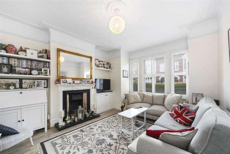 1 Bedroom Flat for sale in Pirbright Road, London, SW18