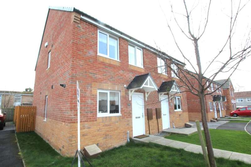 3 Bedrooms Semi Detached House for sale in Yacley Close, Newton Aycliffe, DL5
