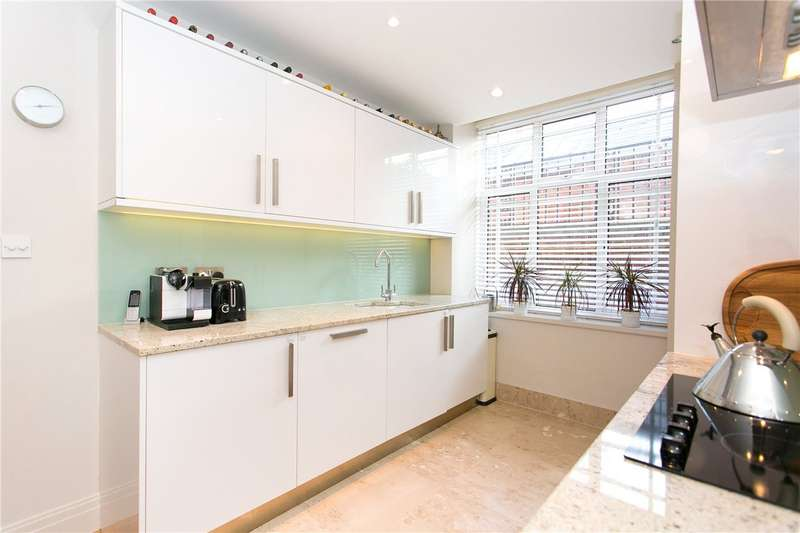 2 Bedrooms Flat for sale in Leonard Court, Edwardes Square, Kensington, London, W8