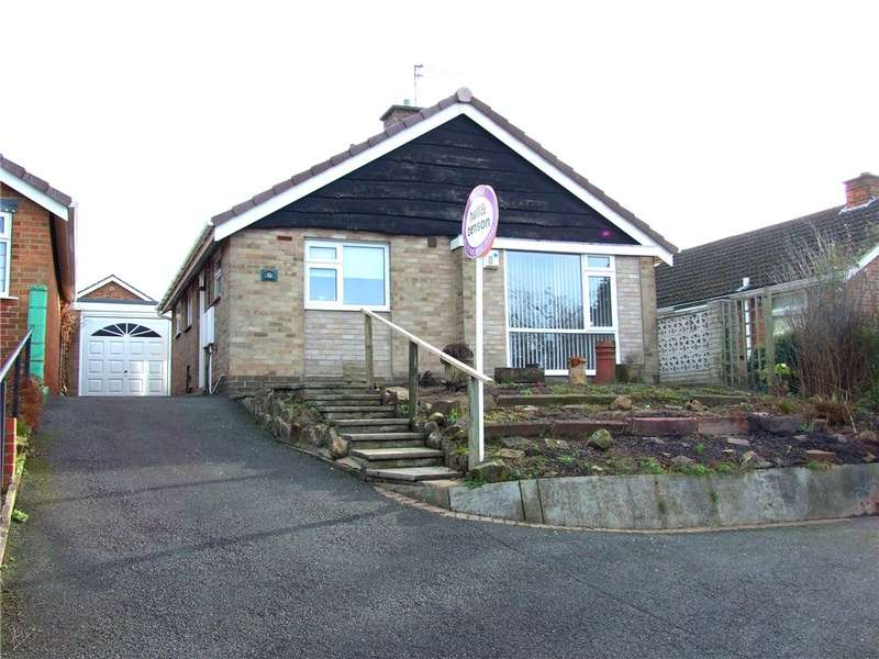 2 Bedrooms Detached Bungalow for sale in Birchover Way, Allestree, Derby, Derbyshire, DE22
