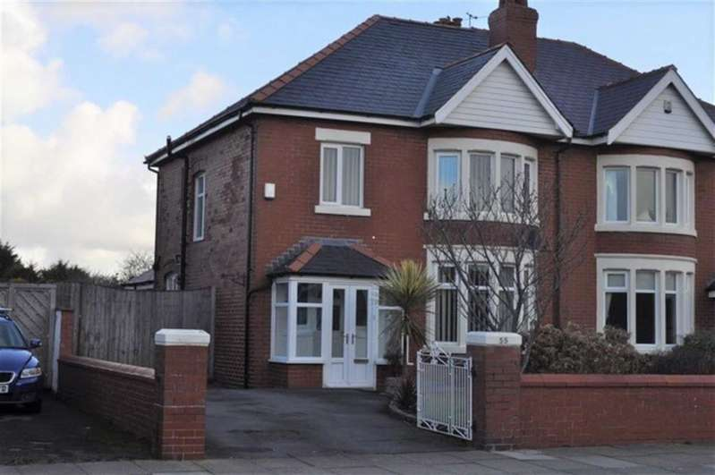 3 Bedrooms Semi Detached House for sale in St Patricks Road South, St Annes