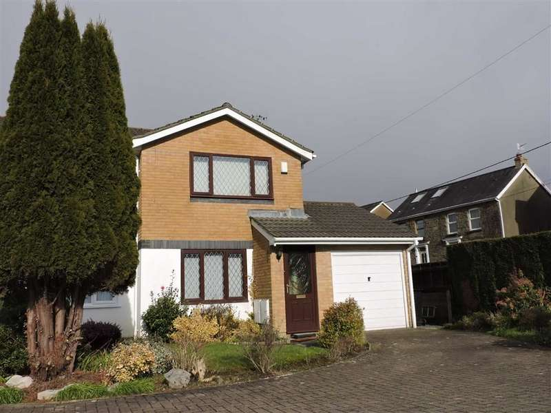 2 Bedrooms Semi Detached House for sale in Waun Gron, Rhydyfro
