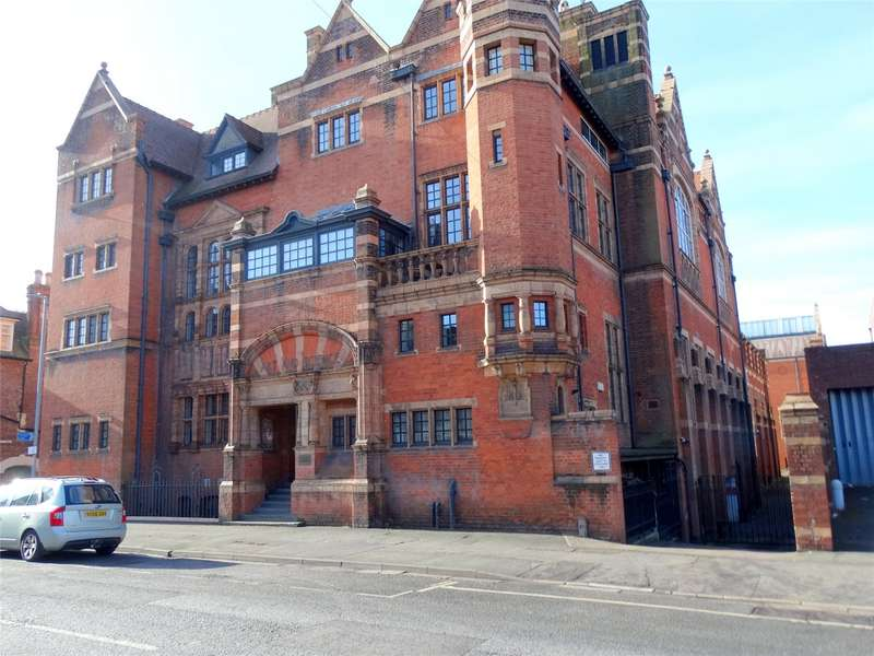 2 Bedrooms Flat for rent in Victoria Institute Worcester WR1