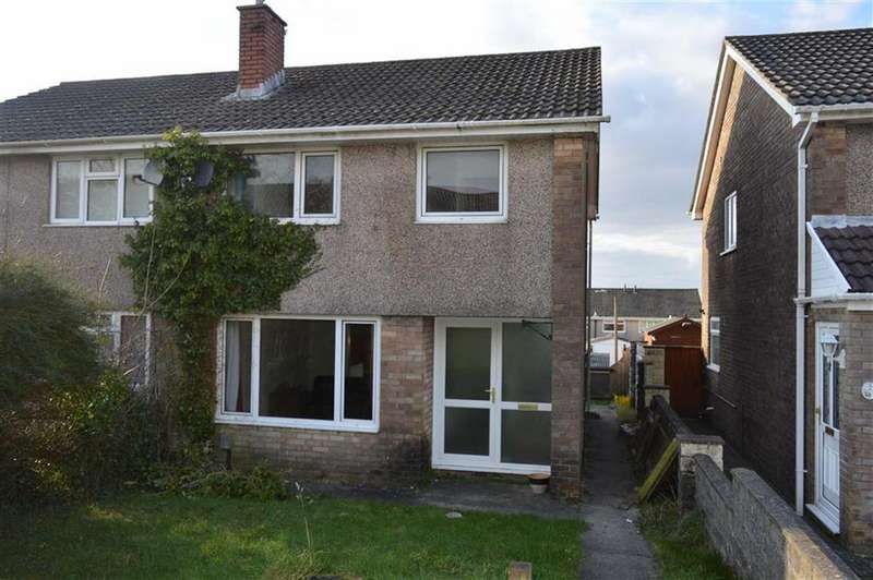 3 Bedrooms Semi Detached House for sale in Wellfield, Dunvant, Swansea