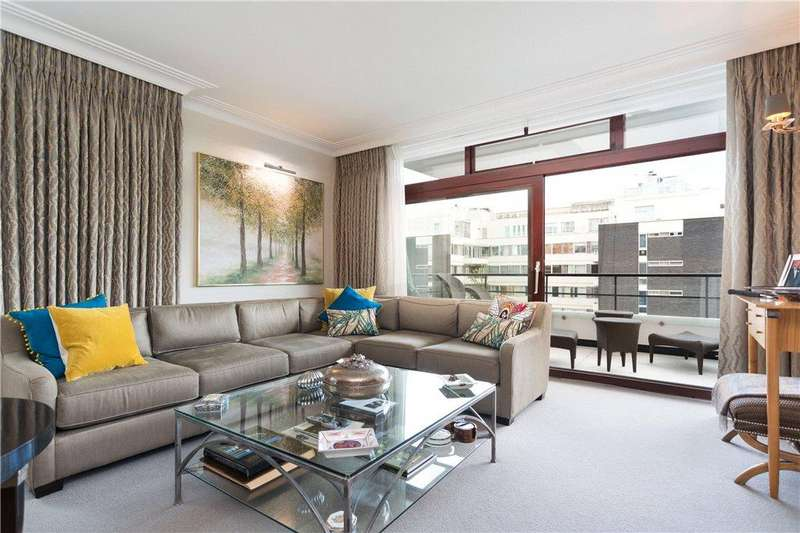 4 Bedrooms Apartment Flat for sale in London House, 7-9 Avenue Road, London, NW8