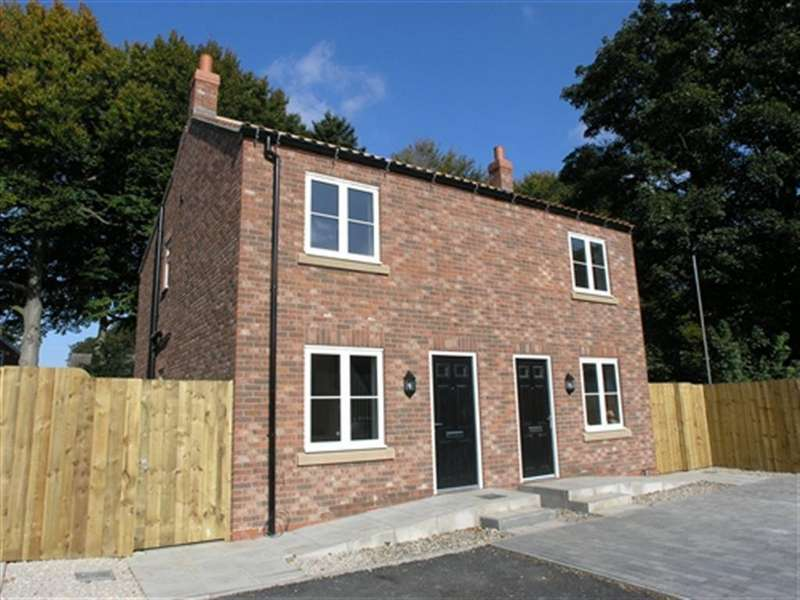 2 Bedrooms House for rent in Robert Holtby Close, Driffield, East Yorkshire