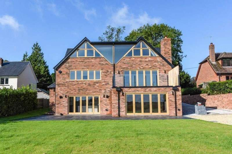 5 Bedrooms Detached House for sale in Pitcot Lane, Owslebury, Winchester, Hampshire