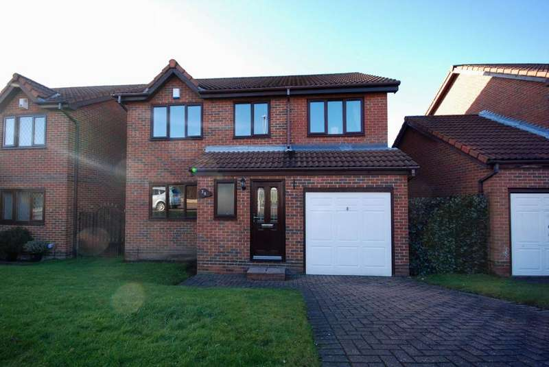 4 Bedrooms Detached House for sale in South Hill Road, Gateshead
