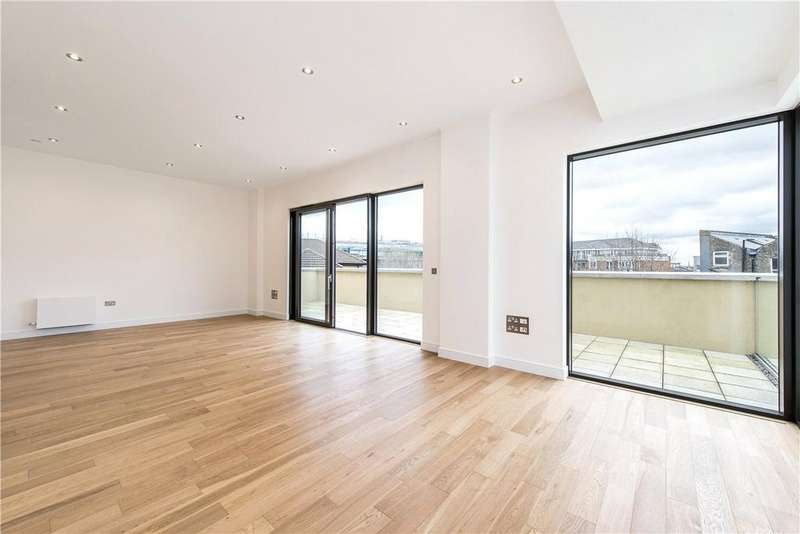3 Bedrooms Apartment Flat for sale in Elgin Avenue, Maida Vale, London, W9