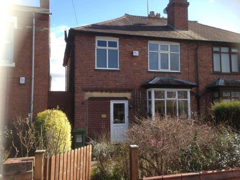 3 Bedrooms Semi Detached House for rent in Stourport Road, Kidderminster