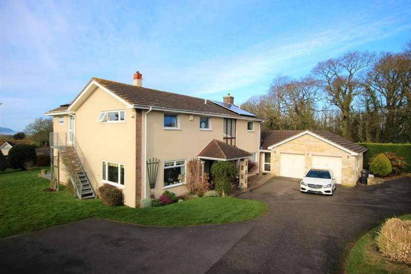 5 Bedrooms Detached House for sale in Staple Close, West Quantoxhead, Somerset TA4