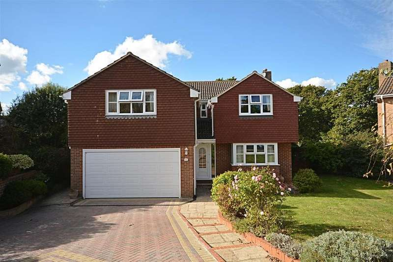5 Bedrooms Detached House for sale in Coverdale Avenue, Bexhill-On-Sea