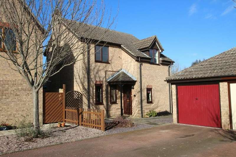 3 Bedrooms Detached House for sale in Compton Fields, Ely
