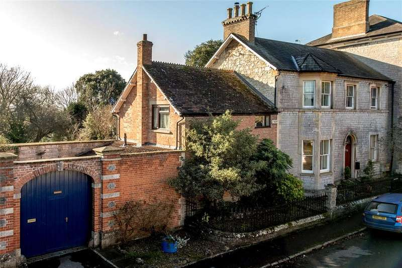 5 Bedrooms Semi Detached House for sale in The Hill, Langport, Somerset
