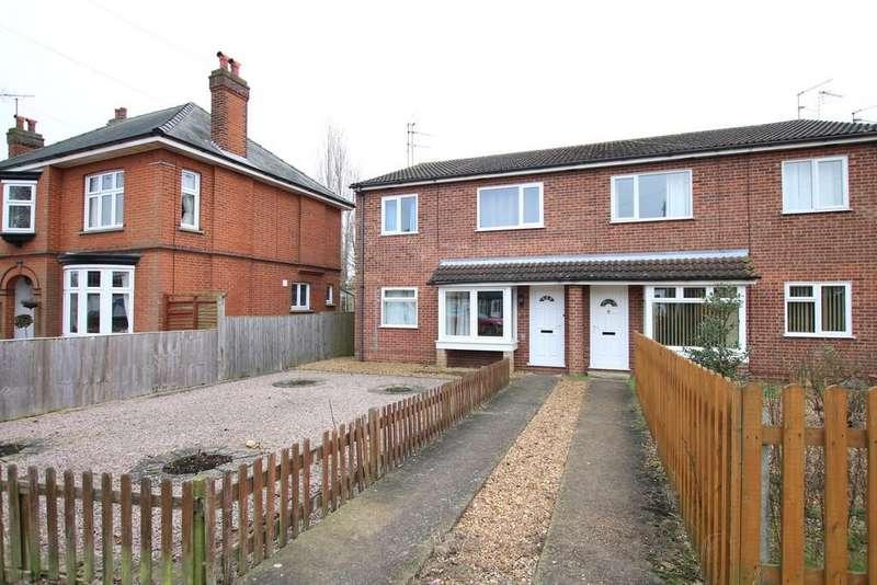 2 Bedrooms Flat for rent in Burrowmoor Road, March