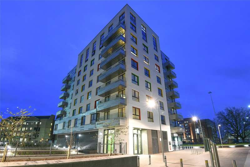 3 Bedrooms Apartment Flat for sale in Honister, 20 Alfred Street, Reading, Berkshire, RG1