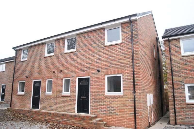 3 Bedrooms Semi Detached House for sale in Ashcroft Mews, Princess Road, Seaham, SR7