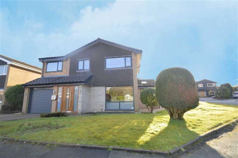 4 Bedrooms Detached House for sale in Fitzwilliam Avenue, Sutton, Macclesfield