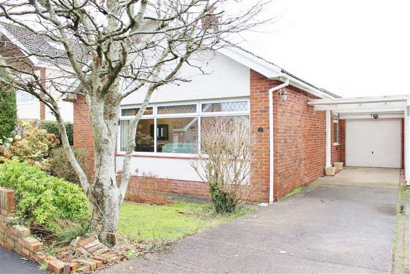 3 Bedrooms Detached Bungalow for sale in Hilland Drive, Bishopston