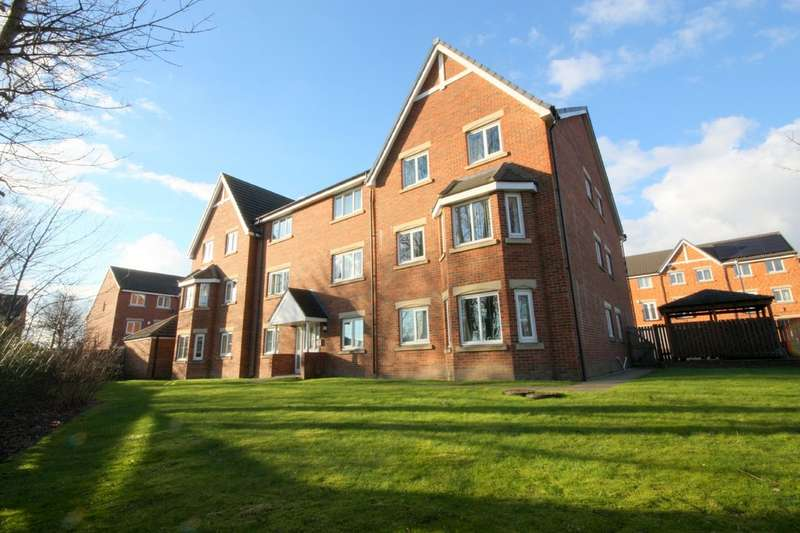 2 Bedrooms Apartment Flat for sale in Prospect Mews, Prospect Place, Morley LS27