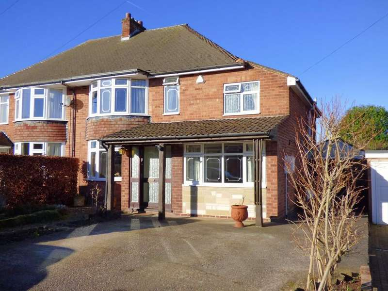 3 Bedrooms Semi Detached House for sale in Giffords Croft, Lichfield