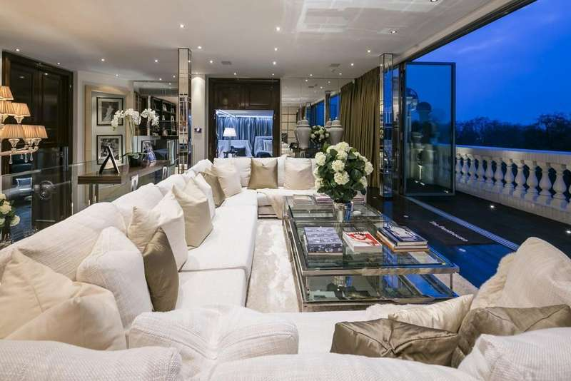 6 Bedrooms Penthouse Flat for rent in Penthouse Wellington Court Knightsbridge, SW1