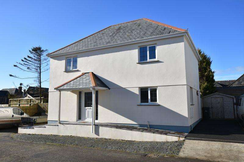 3 Bedrooms Detached House for rent in Homeland Close, Bradworthy, Holsworthy
