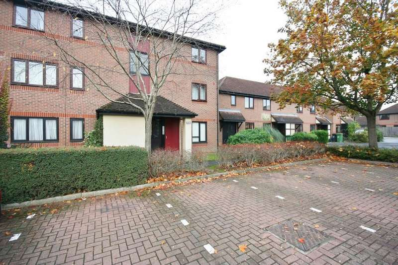 1 Bedroom Flat for sale in Cullerne Close, Abingdon