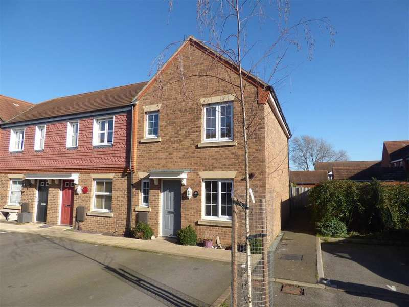 3 Bedrooms Terraced House for sale in Tunbridge Way, Singleton