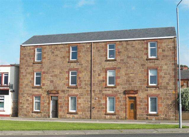 2 Bedrooms Flat for sale in 5C North Shore Street, Campbeltown, PA28 6EQ