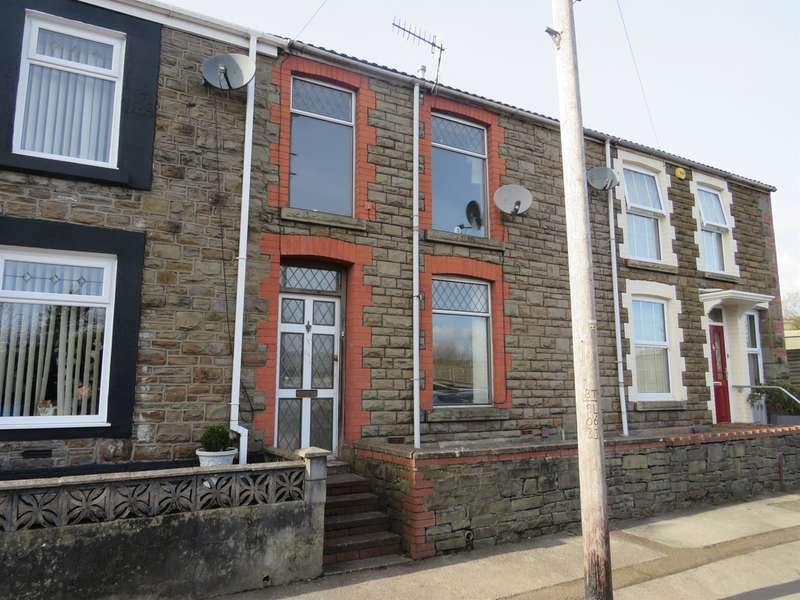 3 Bedrooms Terraced House for sale in Clydach Road, Ynysforgan, Swansea
