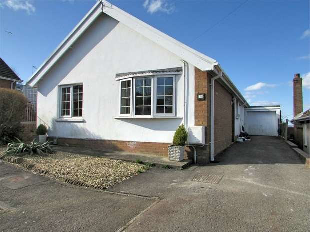 2 Bedrooms Detached Bungalow for sale in Kenway Avenue, Neath, West Glamorgan