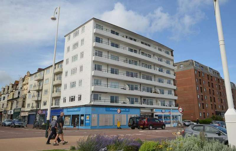 2 Bedrooms Flat for sale in Dalmore CourtMarina, Bexhill-On-Sea
