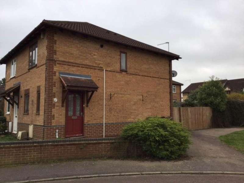 2 Bedrooms House for rent in Avignon Close, Duston, Northampton