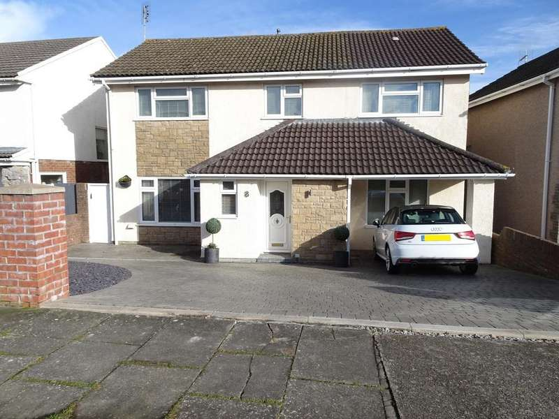 4 Bedrooms Detached House for sale in FITZHAMON ROAD, PORTHCAWL, CF36 3JA