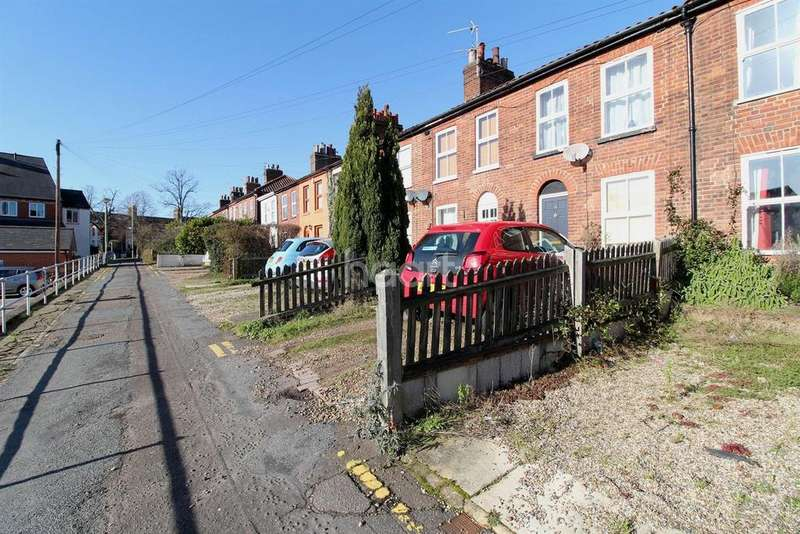 2 Bedrooms Terraced House for sale in North City, NR3